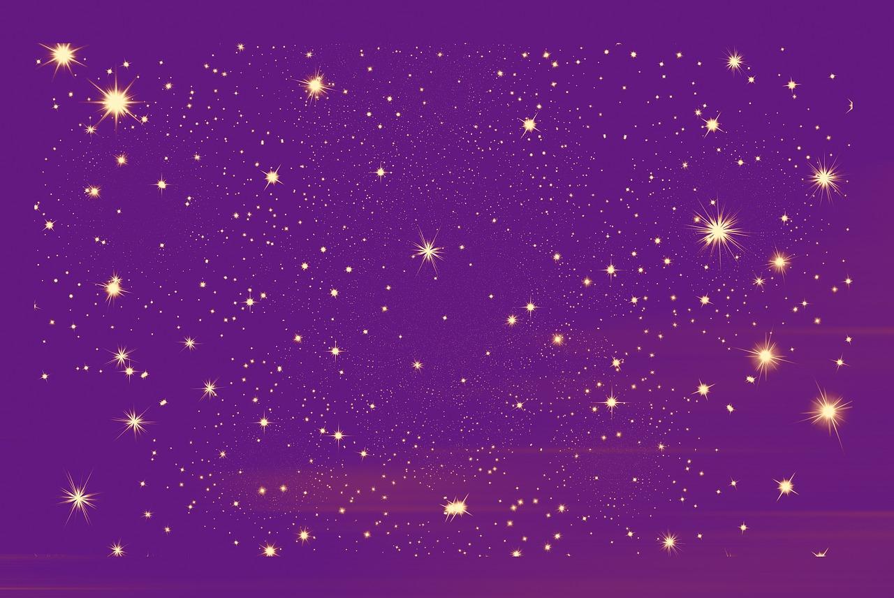 рисунки звездное небо хрупкая