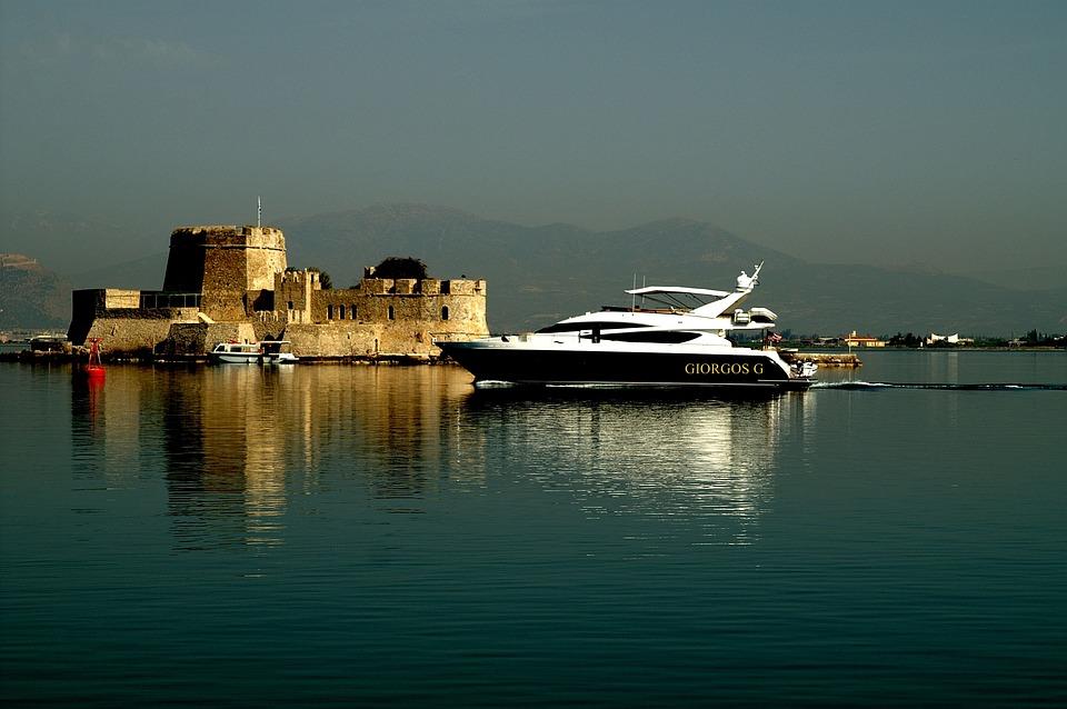 Hajó, Nafplion, Ünnepek, Görögország