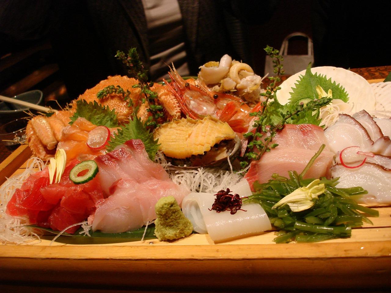 Японские деликатесы фото