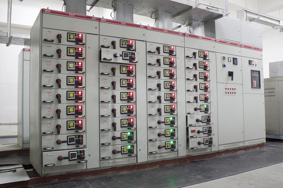 Distribution Room Power Meter Free Photo On Pixabay