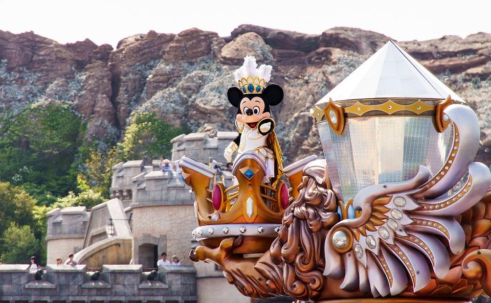Mickey Mause, Tokyo Disneysea, Disneyland, Disney