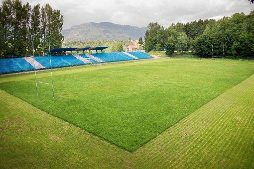 Stade, Rugby À Xv, Terrain De Sport