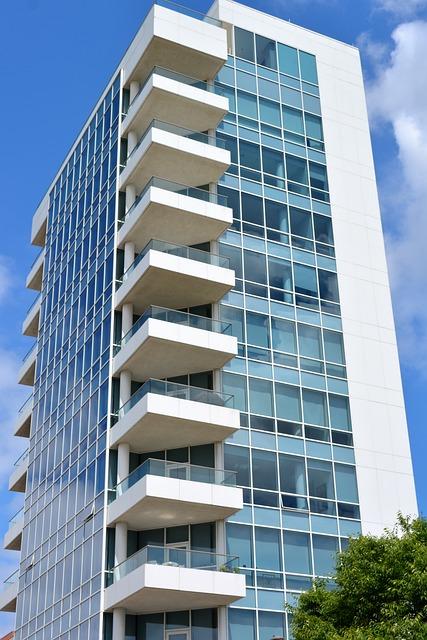 Free Photo Apartment Building Modern Free Image On Pixabay