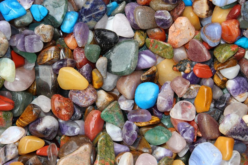Gems, Stenen, Kristal, Edelsteen, Minerale, Kleur