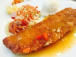 food, cutlet, republic of korea