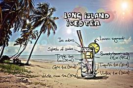 Long Island Iced Tea Cocktail - Free image on Pixabay