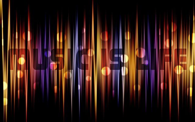 Free illustration: Wallpapper, Wallpaper, Music - Free Image on Pixabay - 837204