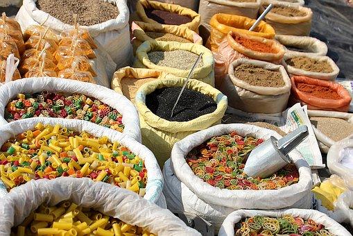 インドのスパイス, スパイス, インド, 食品, 成分, 料理, 辛い, 香り