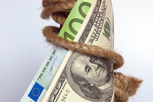 マネー, ドル, セント, ユーロ, ユーロ セント, 欧州連合, 現金お金