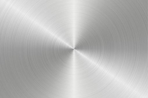 Circular, Plates, Metal, Iron