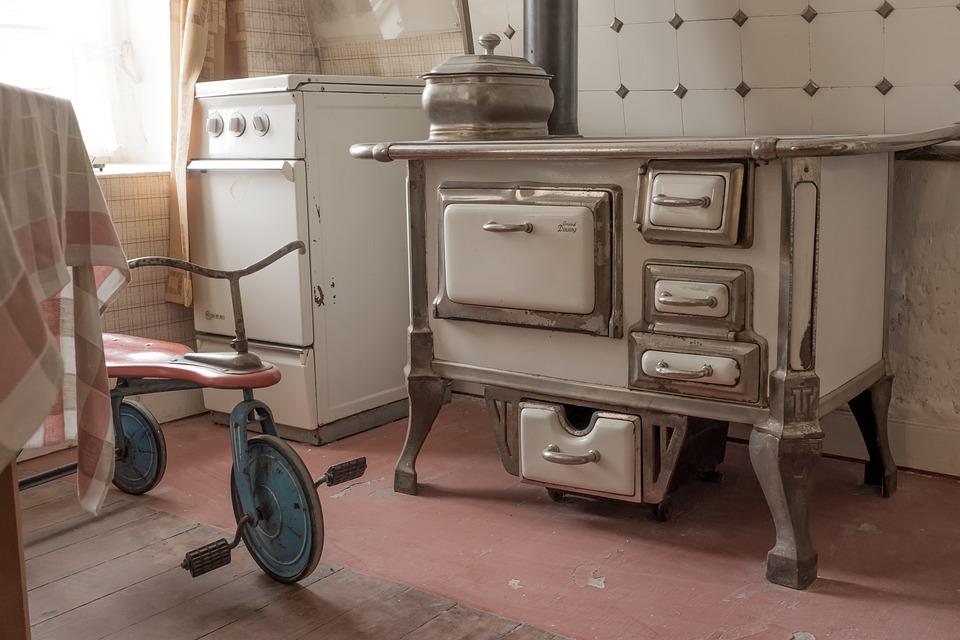 Dreirad Retro Kuche Kostenloses Foto Auf Pixabay