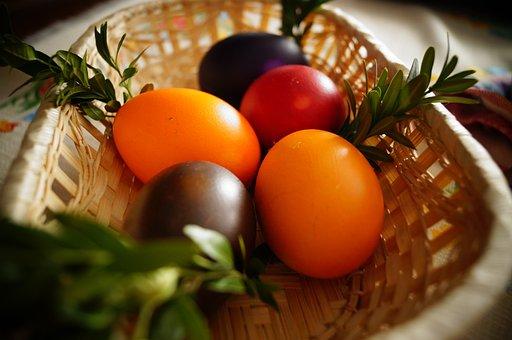 Easter, Eggs, Easter Eggs