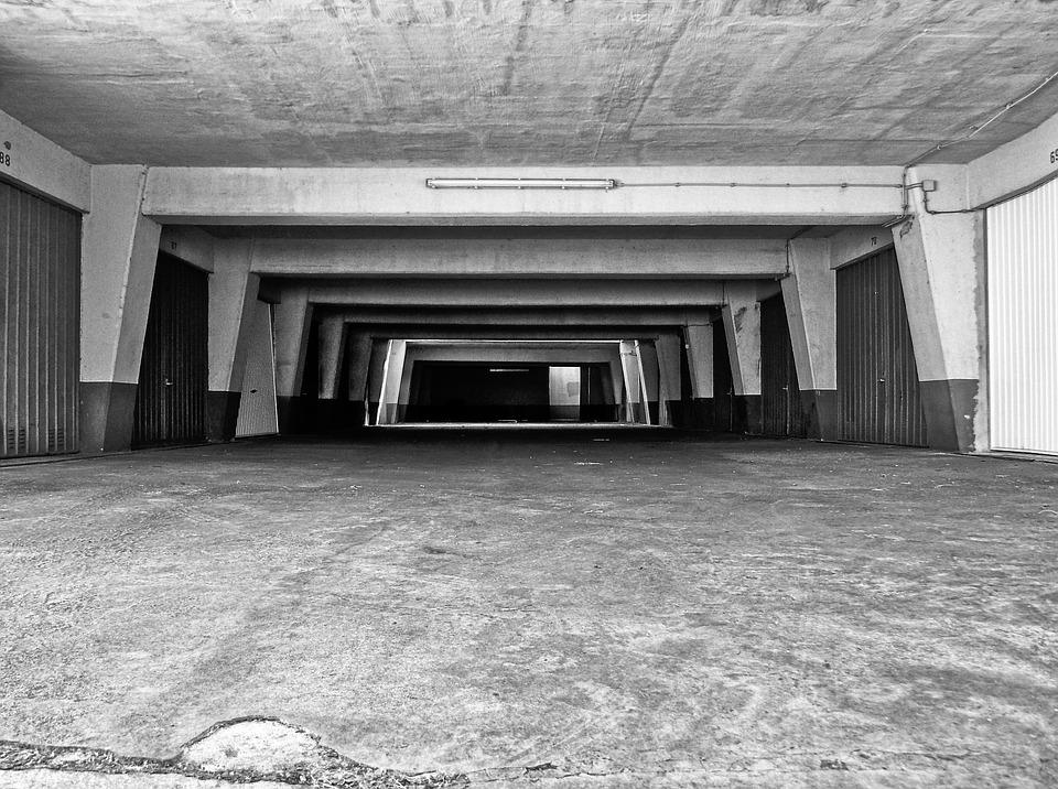 Free Photo Underground Car Park Auto Gateway Free