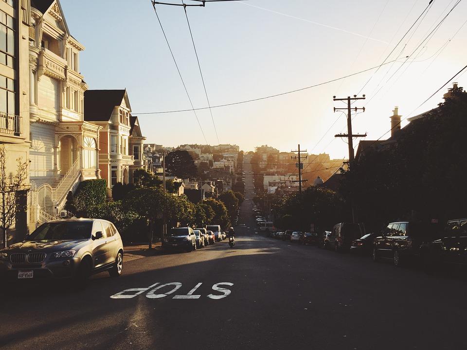San Francisco Street Neighborhood - Free photo on Pixabay