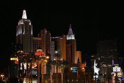 New York Hotel, Las Vegas, Nevada, Usa