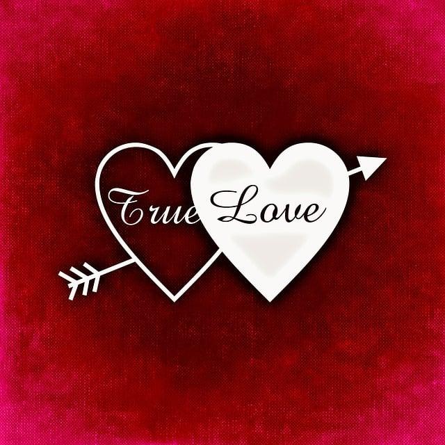 Image Of True Love Heart