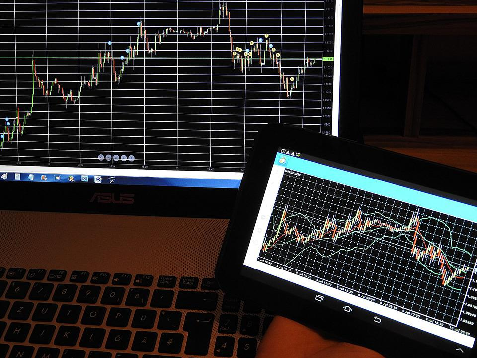 Weekly Chart Trading Strategy: Free photo: Chart Trading Forex Analysis - Free Image on ,Chart