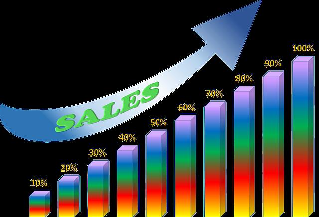 graph chart sales  u00b7 free image on pixabay