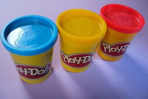 Play Doh, Plasticine, Toys, Play Doh