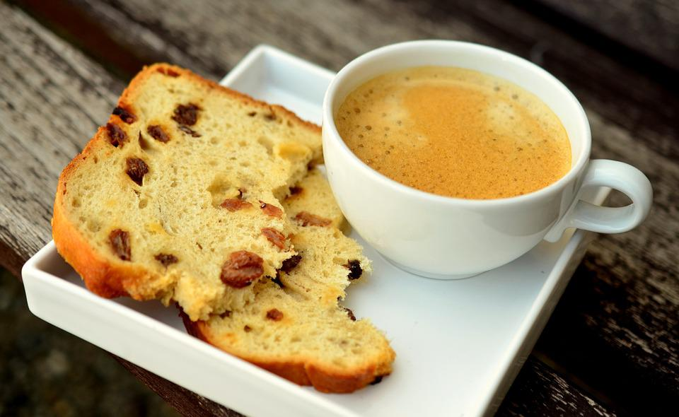 Caffè, Tazza Di Caffè, Torta, Copertina, Pausa, Schiuma