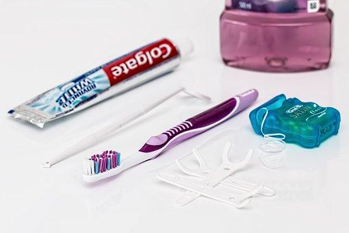 Dental Toothpaste Toothbrush Dental Floss