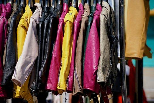 Clothing, Jackets, Vintage, Fashion