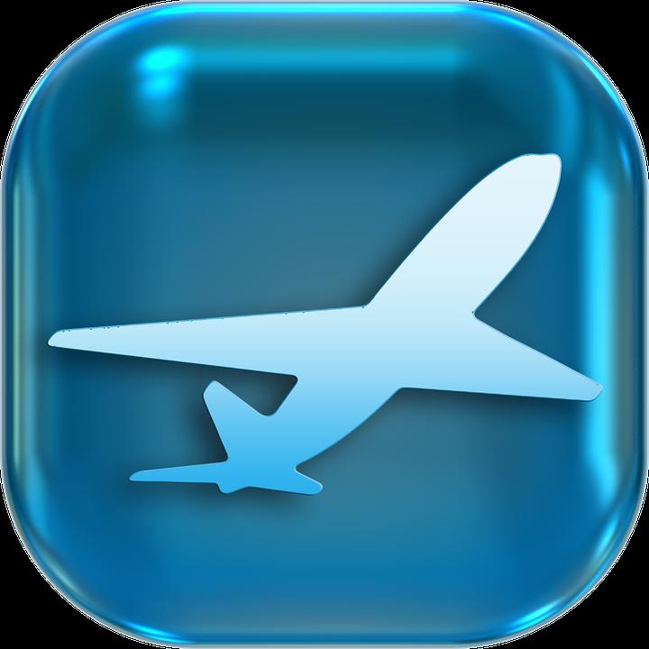 Значки самолетов для статусов