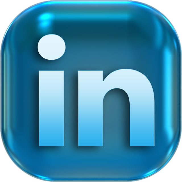 Linkedin Button Png Transparent | www.imgkid.com - The ...