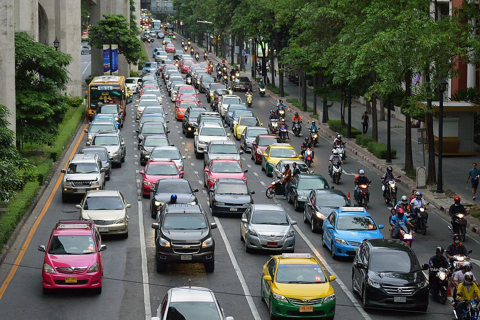 Traffic in Rush Hour facts-stats