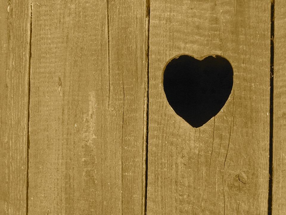 Heart Shape Symbol Free Photo On Pixabay