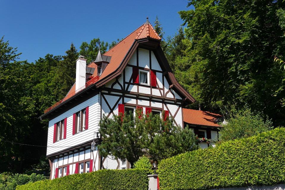 Altes Haus Berg Starnberger - Kostenloses Foto auf Pixabay