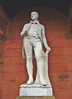 Robert Burns, Statue, Burns, Robert
