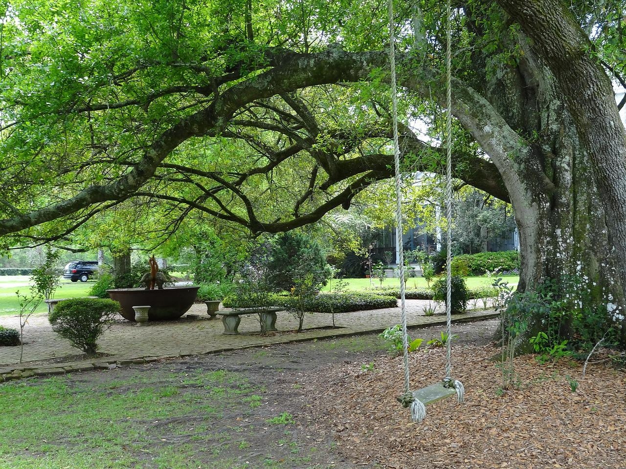 New Orleans Park Gardens
