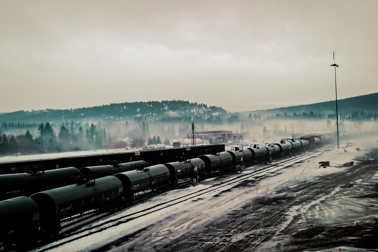 運賃, 列車, 産業, 金属, 冷, 鉄道, 交通, トランスポート, 貨物, 出荷, トラック, レール