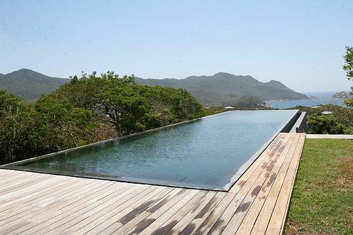 Outdoor Swimming Pool, Outdoor Scenes
