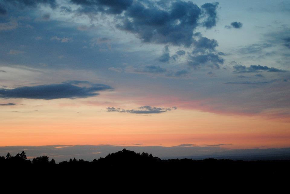 Ciel Nuages Ouest Photo Gratuite Sur Pixabay