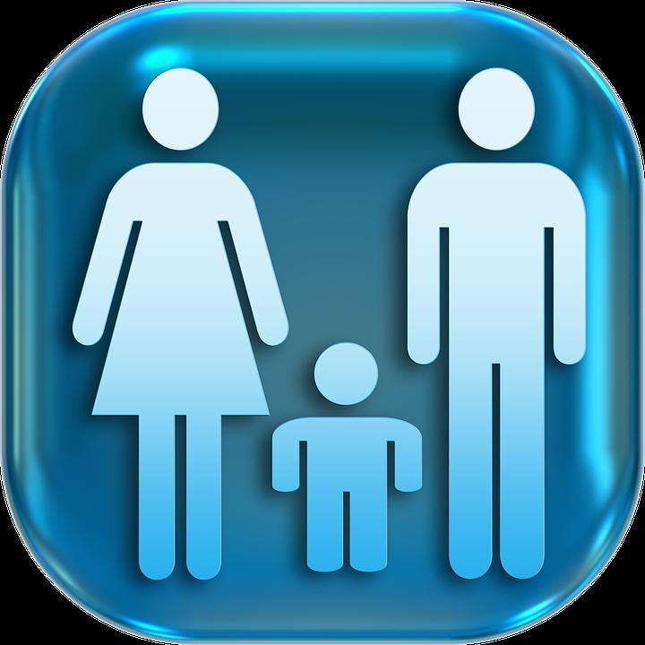 Icons Symbole Familie · Kostenloses Bild auf Pixabay
