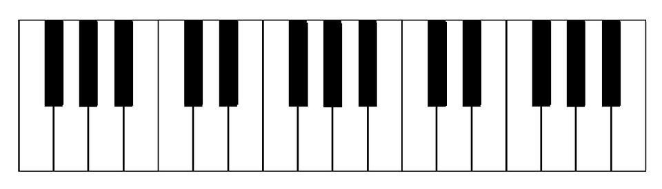 Pixabay for Disegno del piano online
