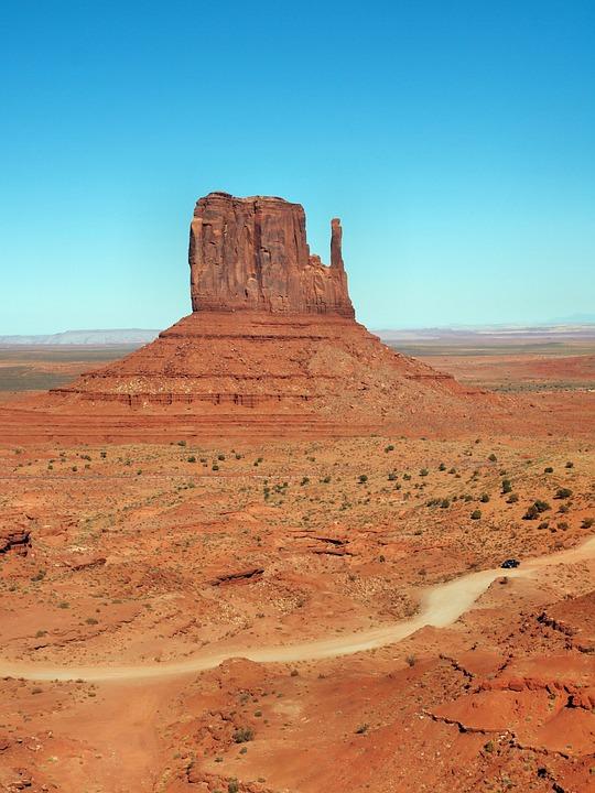 無料の写真 アメリカ モニュメントバレー アリゾナ州 ユタ州 風景 山 Pixabayの無料画像