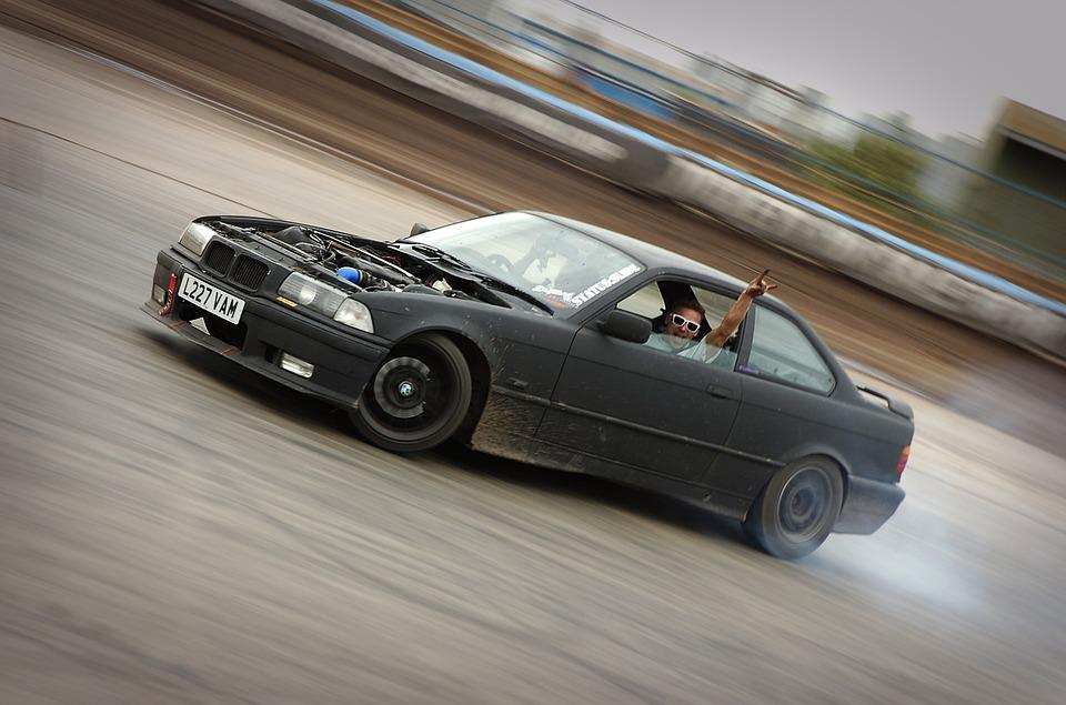 Free Photo Bmw Drift Car Race Fast Speed Free Image On Pixabay 848904