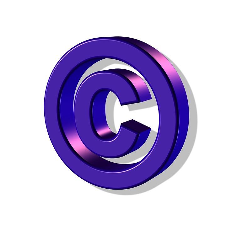 Copyright Symbol Sign Free Image On Pixabay