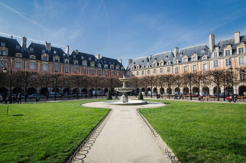 Paris, Place, Place Des Vosges