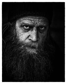 People, Homeless, Male, Street, Poverty