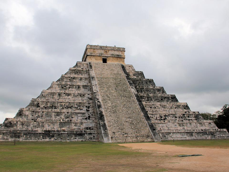 Chichén Itzá, México, Unesco, Patrimonio, Maya, Ruinas