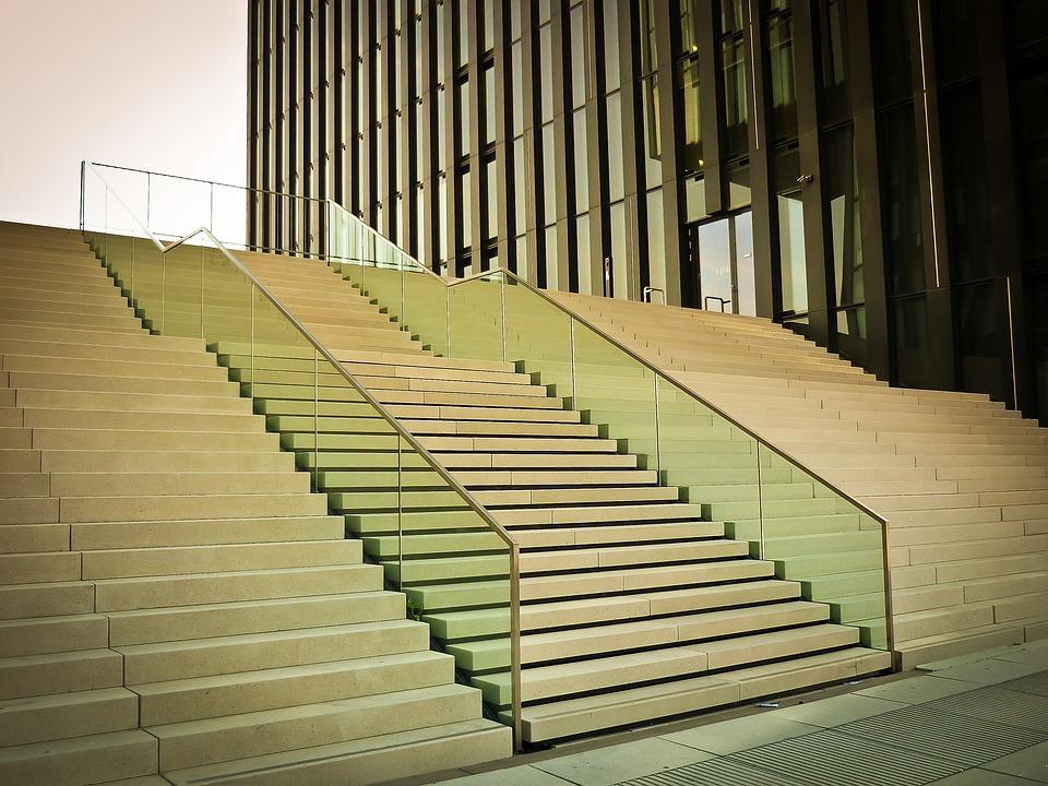 Foto Gratis Escaleras La Construcci N De Imagen Gratis