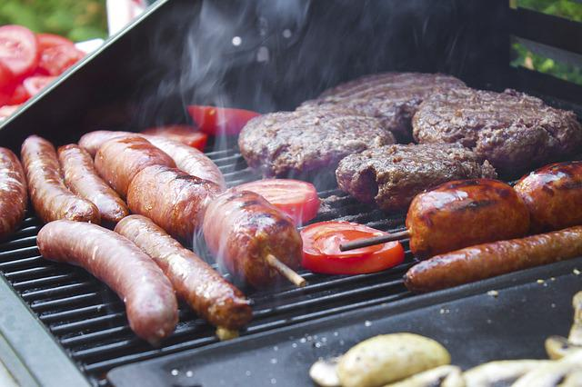 Free Photo Bbq Food Grill Meat Summer Free Image On Pixabay 851835