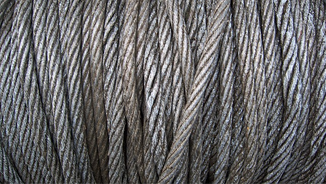 Free Photo Steel Wire Cable Iron Rope Free Image On