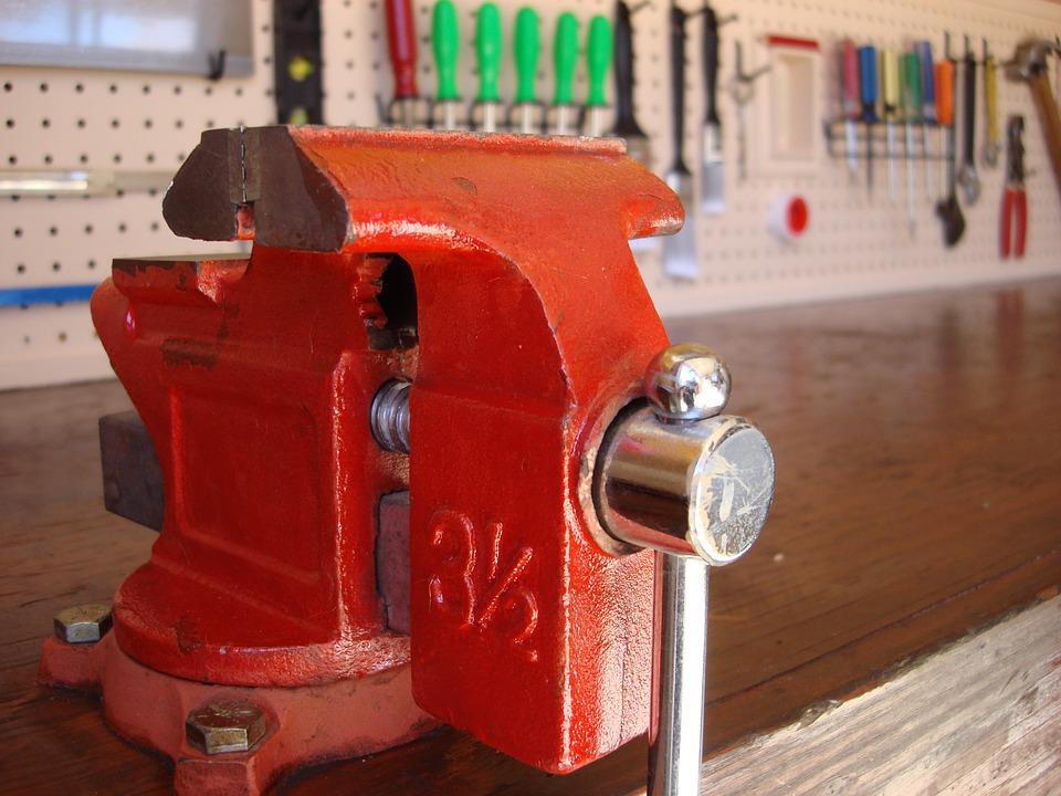 Unika Vice Arbetsbänk Verktyg - Gratis foto på Pixabay ID-16