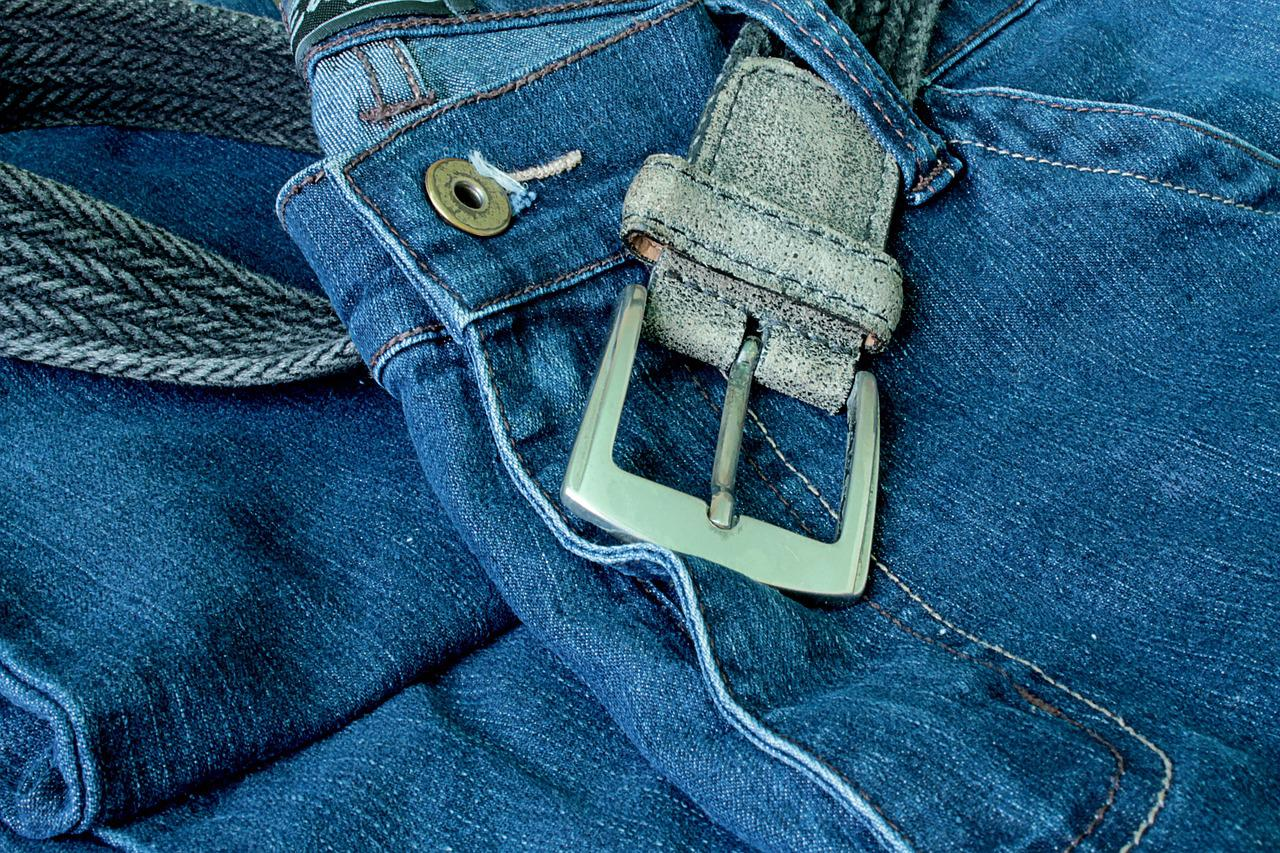 Ремень для джинсов своими руками фото