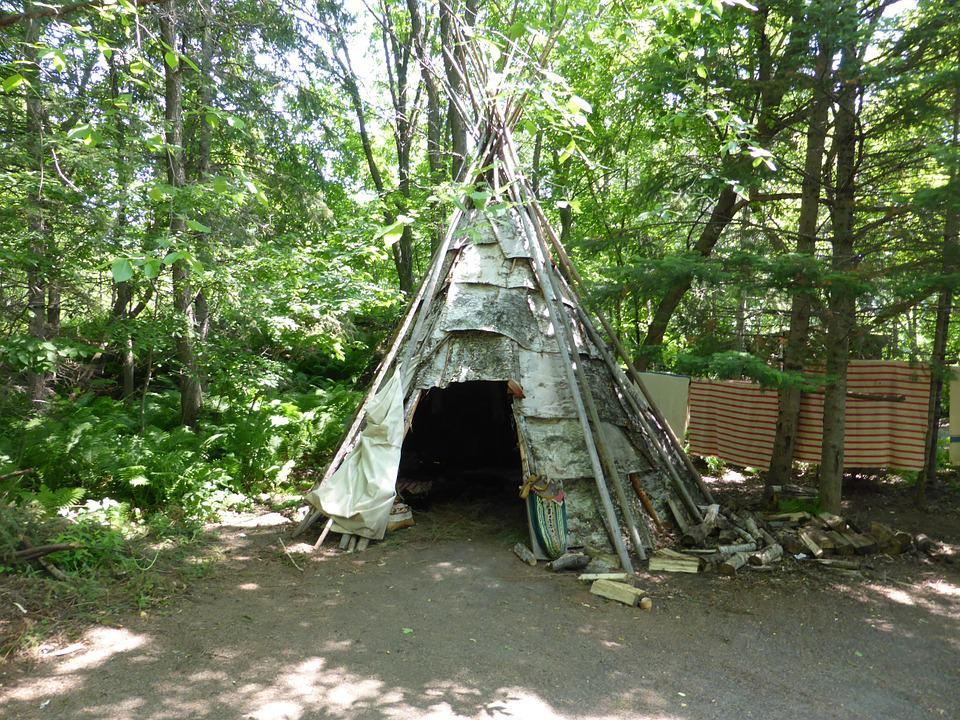 Photo Gratuite Wigwam Abri Premi 232 Res Nations Image